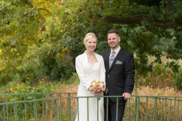 Franzi & Simon – Hochzeit im Botanika Bremen
