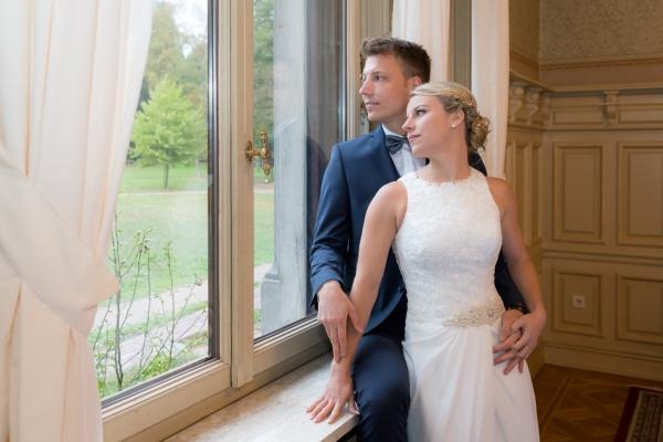 Elena & Sebastian – Hochzeit im Schloss Etelsen