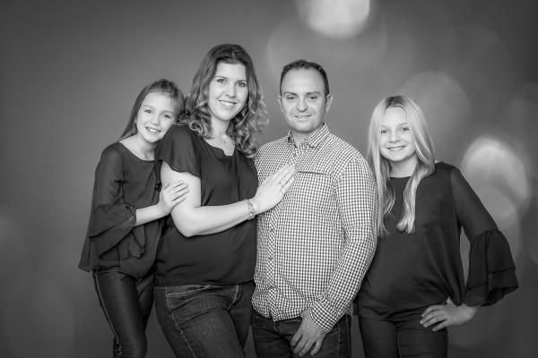 Familienfotos für die Ewigkeit