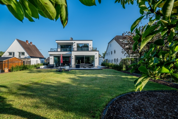 Immobilienshooting in Bremen für Kensington Finest Properties International